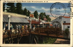 The Boardwalk, Weirs Beach