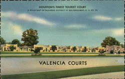 Houston's Finest Tourist Court - Valencia Courts