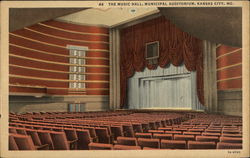 The Music Hall, Municipal Auditorium