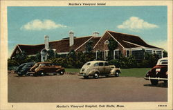 Martha's Vineyard Island - Martha's Vineyard Hospital