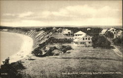 The Bluffs, Looking South