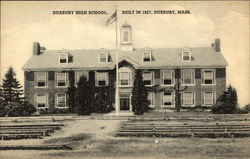 Duxbury High School - Built in 1927