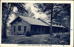 Dining Hall at Camp Bonnie Brae