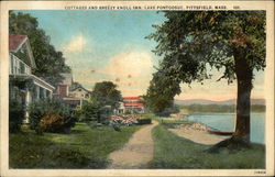 Cottages and Breezy Knoll Inn on Lake Pontoosuc