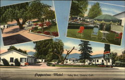 Peppertree Motel, Valley Blvd.