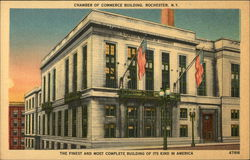 Chamber of Commerce Building - The Finest and Most Complete Building of its kind in America