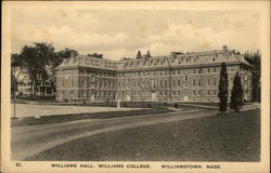 Williams Hall at Williams College