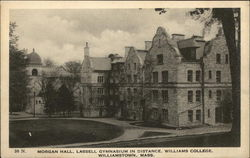 Morgan Hall, Lassell Gymnasium at Williams College