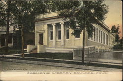 Street View of Carnegie Library