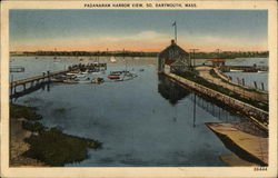 Padanaram Harbor View