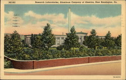 Research Laboratories, Aluminum Company of America