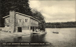YMCA Camp Woodstock Boathouse
