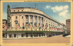 Eastman Theatre and Eastman School of Music