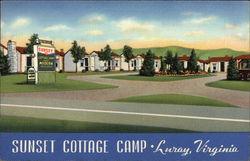 Sunset Cottage Camp