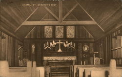 Chapel, St. Dorothy's Rest