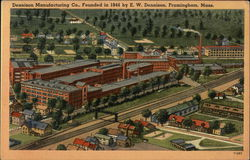 Dennison Manufacturing Company, Founded in 1844 by EW Dennison