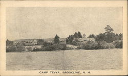 Water View of Camp Tevya