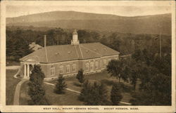 West Hall, Mount Hermon School