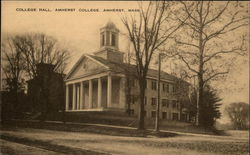 College Hall, Amherst College
