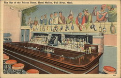 Bar at the Falcon Room at Hotel Mellen