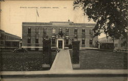 State Hospital Building