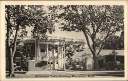 Wrentham Town Building