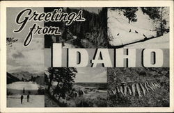 Greetings from Idaho