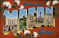 Greetings from Macon
