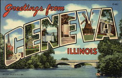 Greetings from Geneva, Illinois