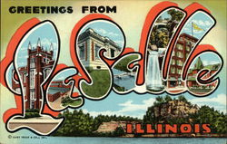 Greetings from LaSalle, Illinois