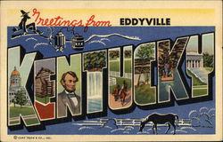 Greetings from Eddyville