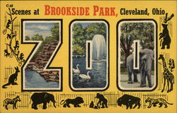 Brookside Park Zoo
