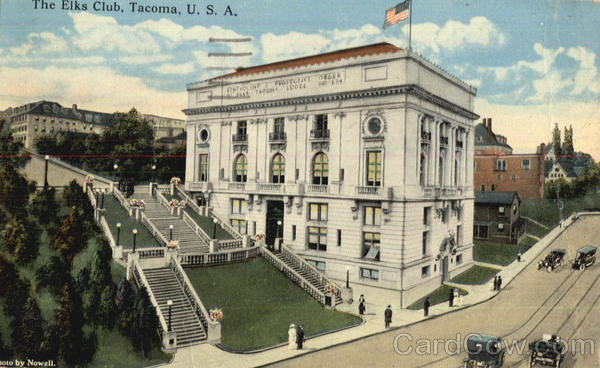 The Elks Club Taccoma Washington