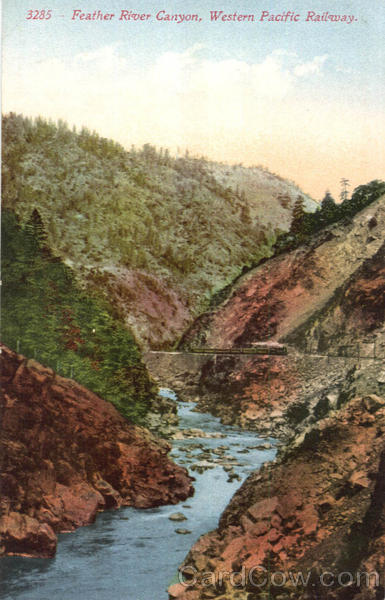 Feather River Canyon Railroad (Scenic)