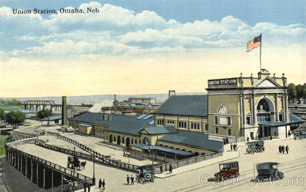 Union Station Omaha Nebraska