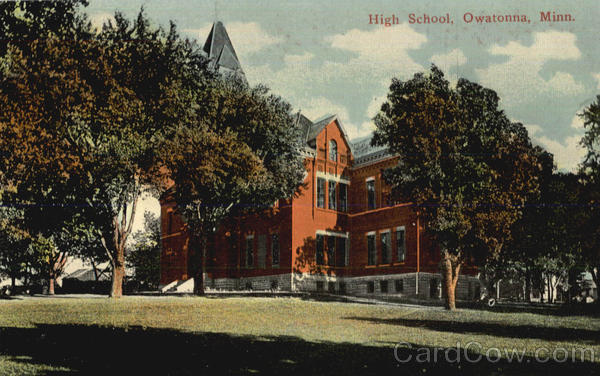 High School Owatonna Minnesota