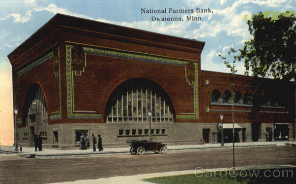 National Farmers Bank Owatonna Minnesota