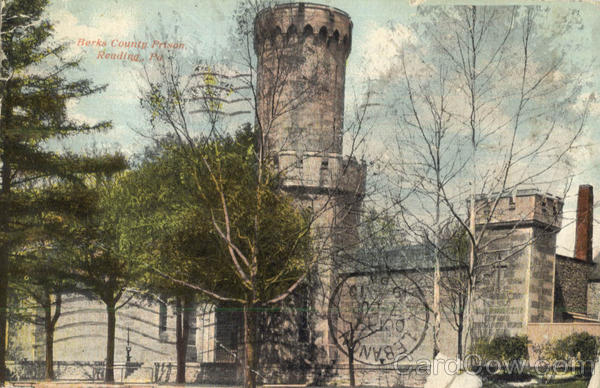 Berks County Prison Reading Pennsylvania