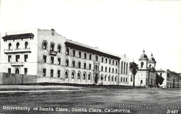 University Of Santa Clara California