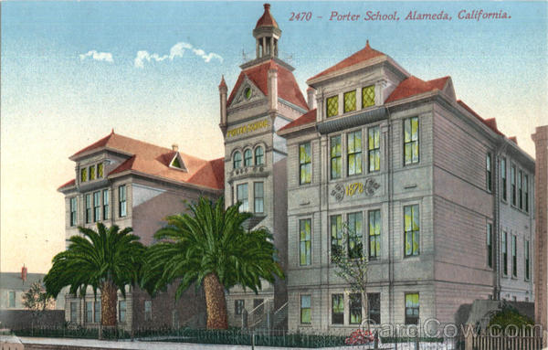 Porter School Alameda California