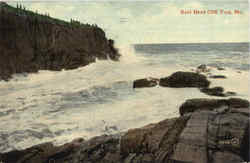 Bald Head Cliff