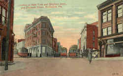 Junction Of New York And Brighton Aves, And Pleasant Street