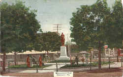 Monument Oval