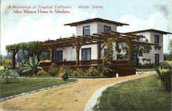 Allen Mission Home in Altadena