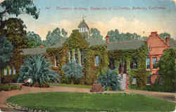 Chemistry Building Postcard