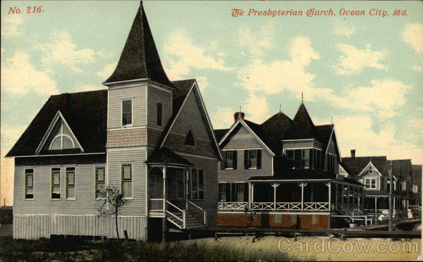The Presbyterian Church Ocean City Maryland