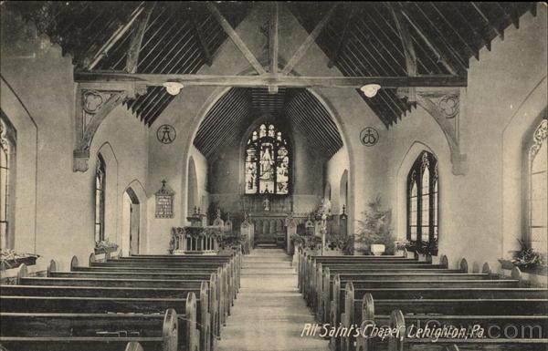 All Saint's Chapel