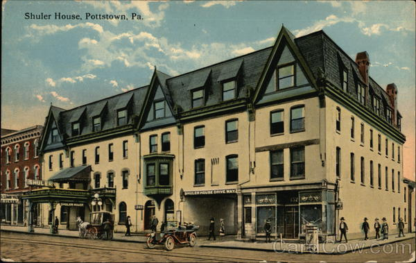 city pottstown