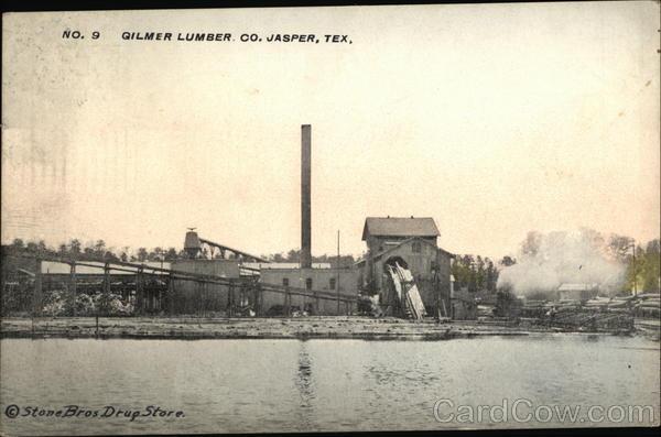 Gilmer Lumber Company Jasper Texas