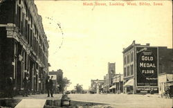 Ninth Street, looking West